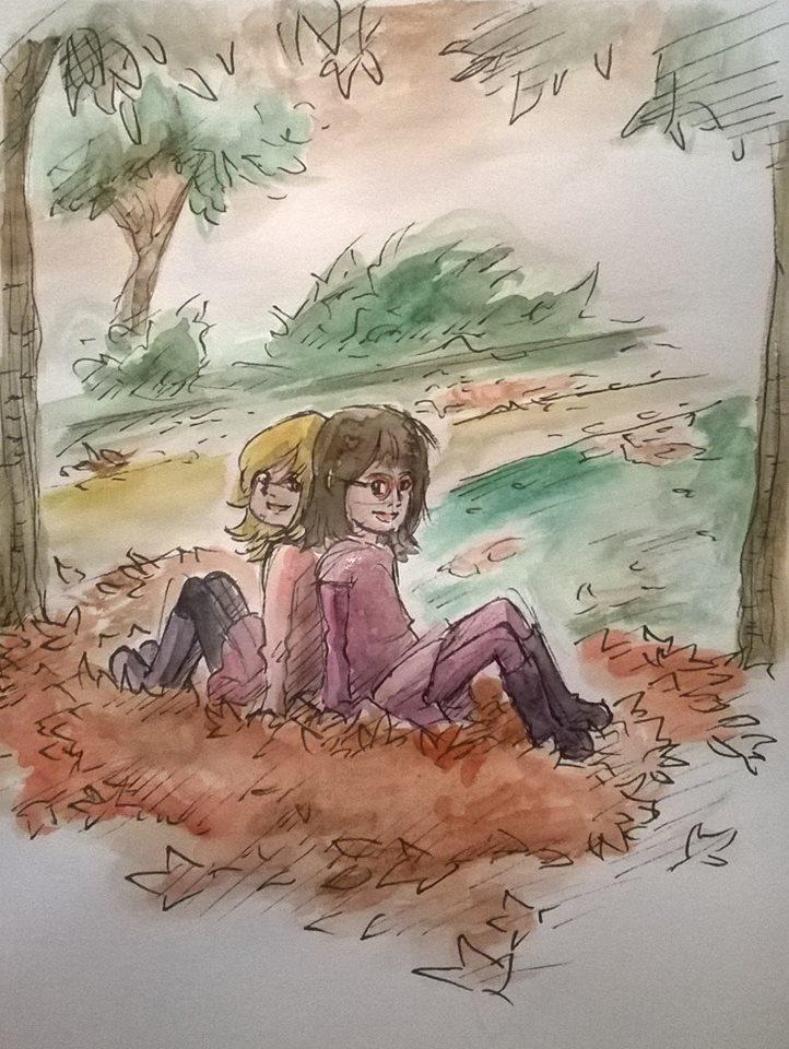 #7 : childhood by Ayareturn