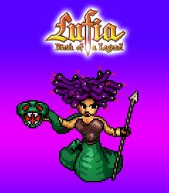 Lufia 2 Style Medusa by SatyreX