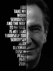Alan Rickman Tribute