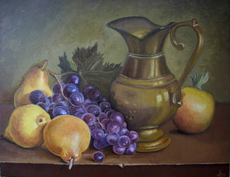 Still life2 by Espritsolaire