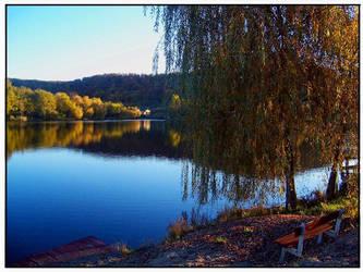 autumn meditation by Espritsolaire
