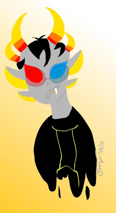 Sollux Captor   by Puppup1212