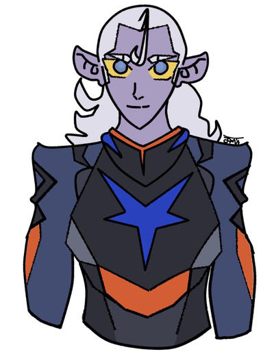 Lotor  by Puppup1212