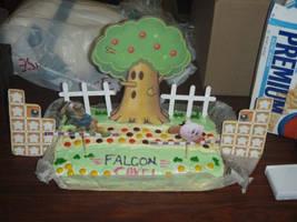 Falcon CAKE by DekuPyro