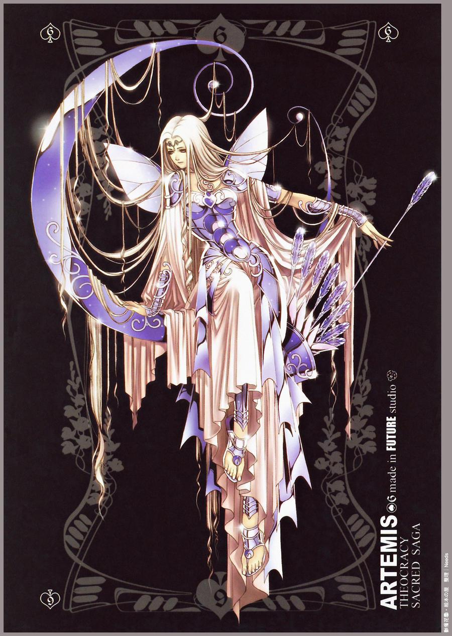 Artemis by CHuzzo