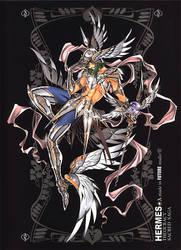 Hermes by CHuzzo