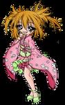 Fate Geisha Girl - Sureya Lineart Color (edited)