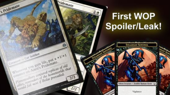 The MTG: War of the Spark Spoiler Thumbnail by Bioniclezilla76 on