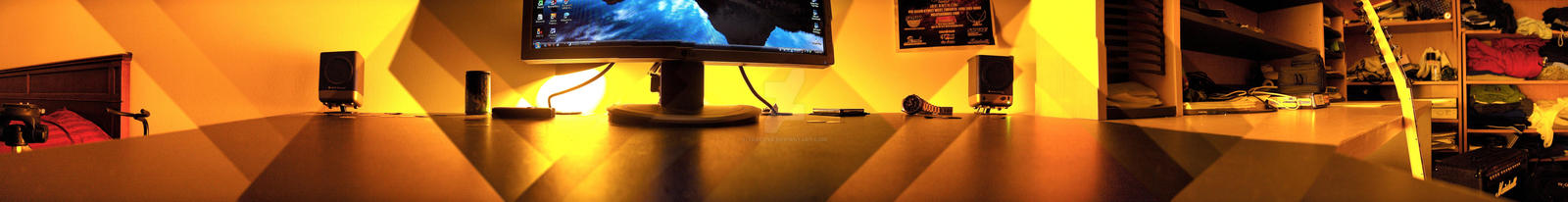 270 Degree - Desktop by Traczyk