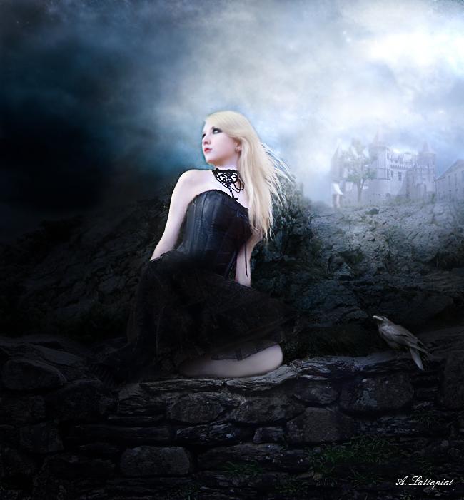 Herz der finsternis by Lattapiat