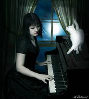 Moonlight by Lattapiat