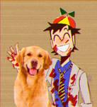 birthday boy and his immortal png dog