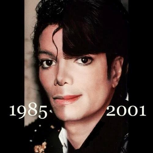 Mj To 1985 Go To 2001 By Loveandmusicmjj On DeviantArt