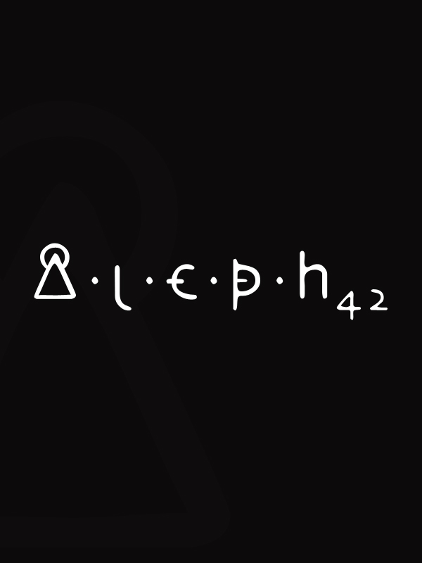 Aleph42's Profile Picture