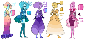 Petalite adopts (2/5 OPEN) - LOWERED PRICE
