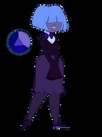 Indigo sapphire - Butler by TryingTheBest