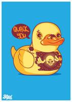 Duck of Doom by Bogul3