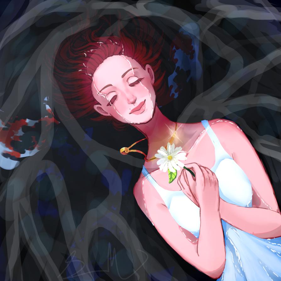 Water Dream by aruva-chan