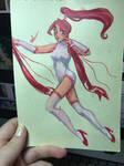 Magical dancer by aruva-chan