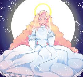 Moon Princess by aruva-chan