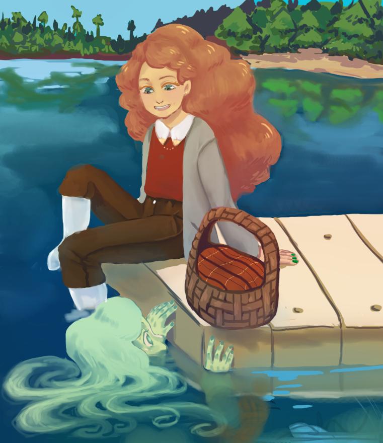 Waterlily by aruva-chan