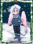 Aero Holiday Commmission by aruva-chan