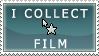I collect film by deviantartfilm