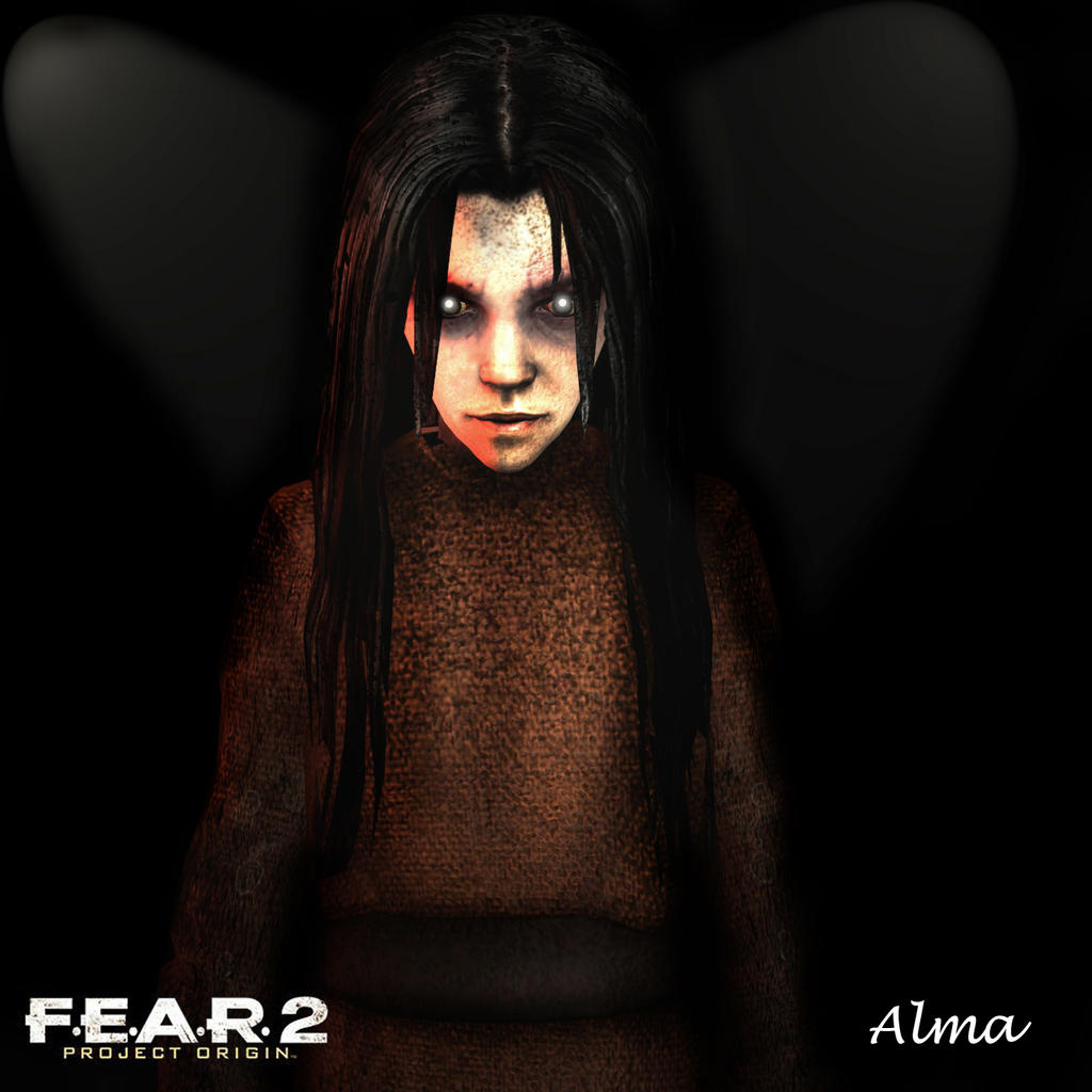FEAR 2 Alma Wade by toughraid3r37890 on DeviantArt