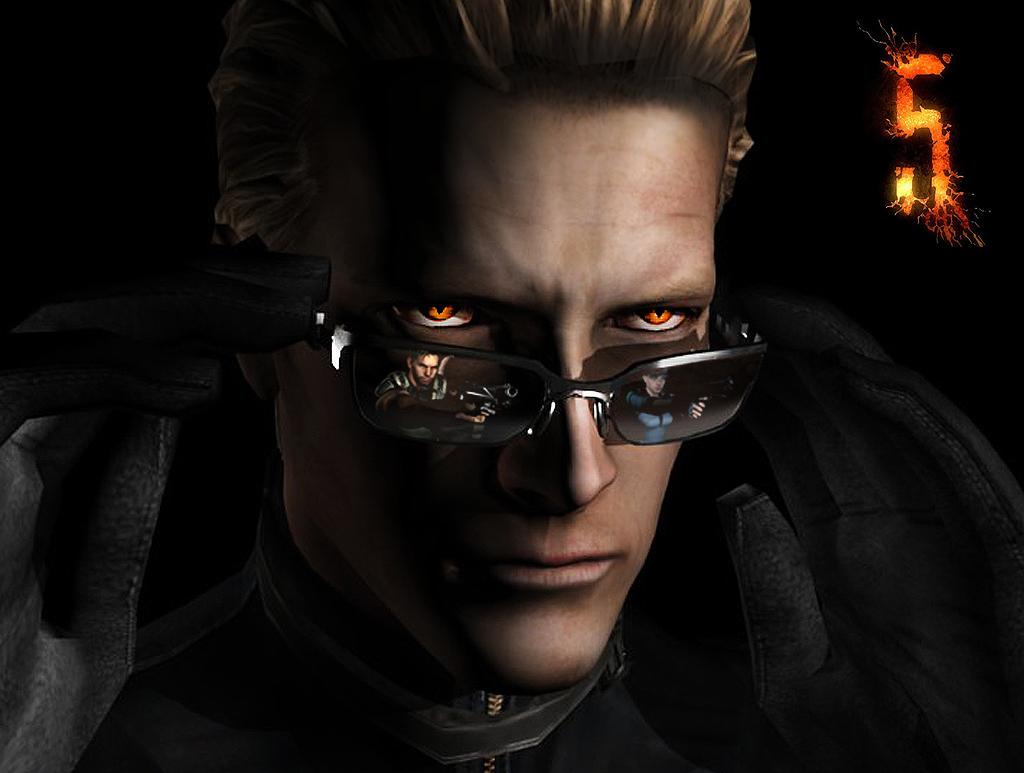 Quel est votre méchant de toute l'histoire des jeux video? Wesker_battle_2_by_toughraid3r37890-d30kwue