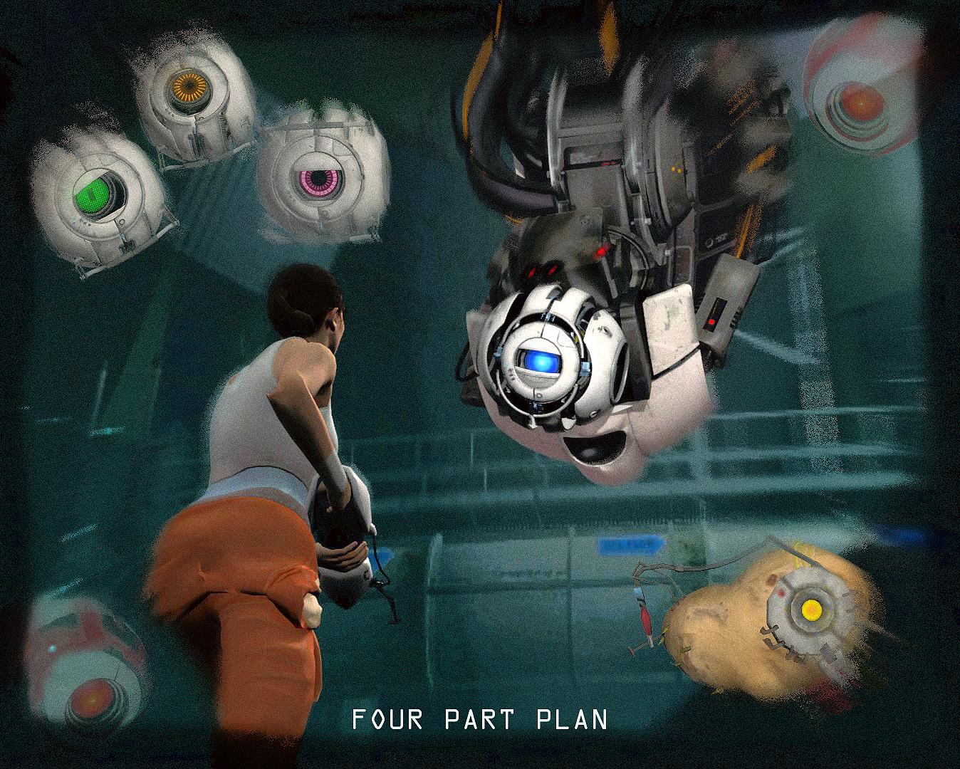 Four Part Plan by toughraid3r37890