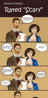 Bioshock Infinite: Rated Scary by toughraid3r37890