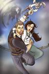 Escape From Songbird - Bioshock Infinite
