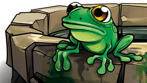 Frog Prince IV by Mr--Jack