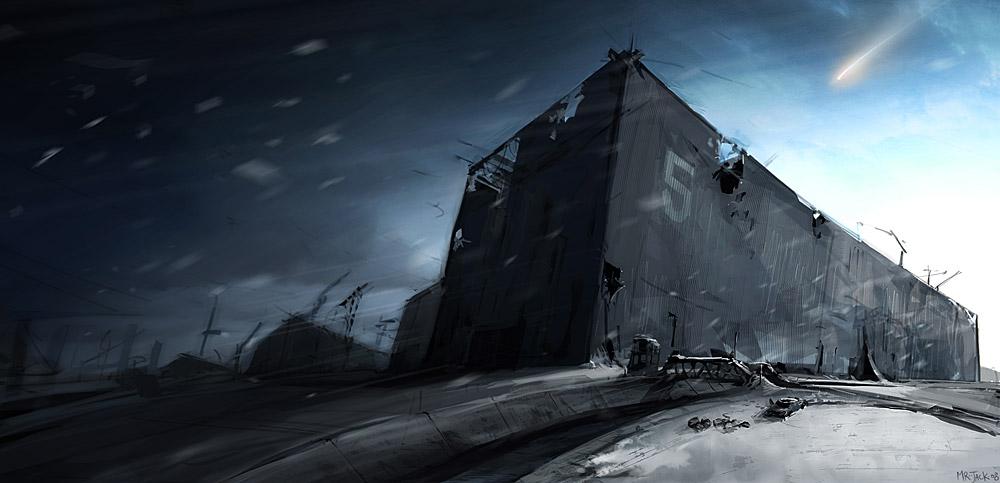 Ironberg Foundry by Mr--Jack