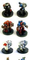 Starcraft Minis by Mr--Jack