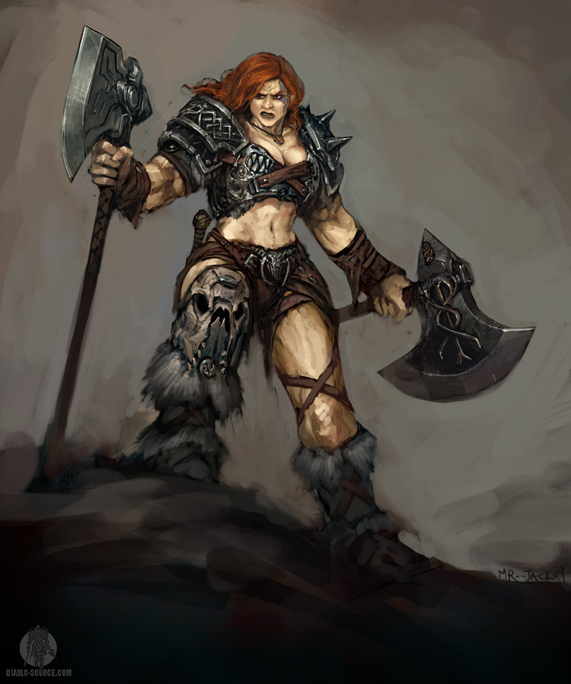 Barbarian Transexual 81