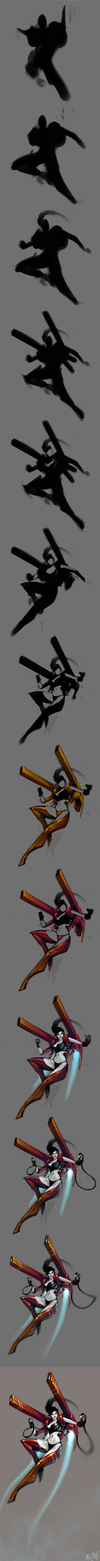 Booster Progress by Mr--Jack