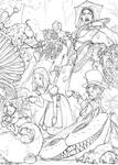 Alice Linework
