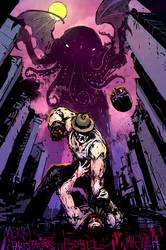 Lovecraftian Watchmen by Mr--Jack