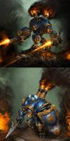 Cygnar: Warjacks I by Mr--Jack