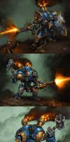Cygnar: Warjacks II by Mr--Jack