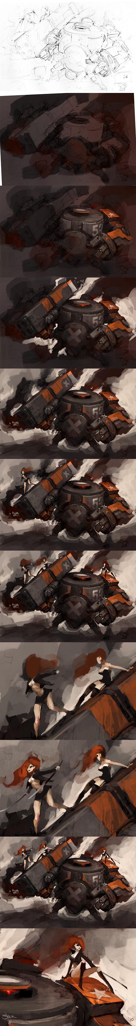 Bramble Process by Mr--Jack