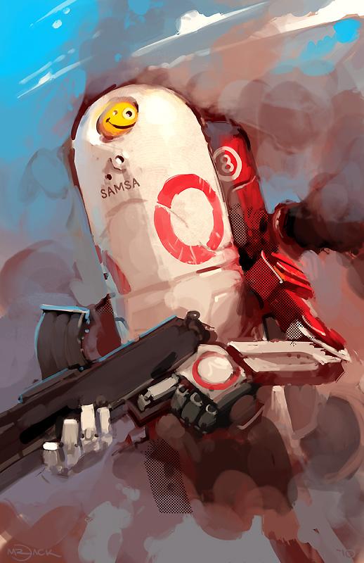 Armstrong: SAMSA by Mr--Jack