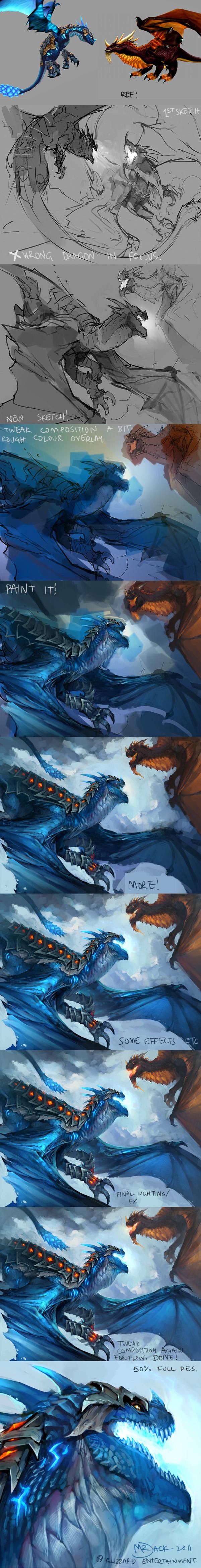 Skyrazor Process by Mr--Jack