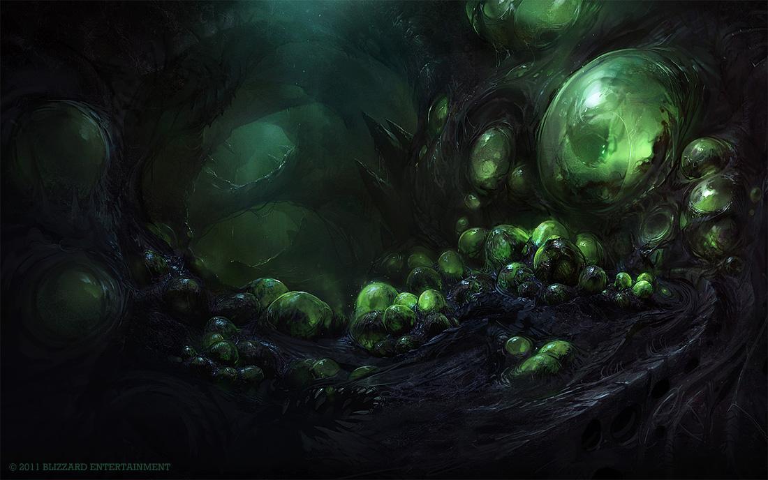 Egg Caves by Mr--Jack on DeviantArt