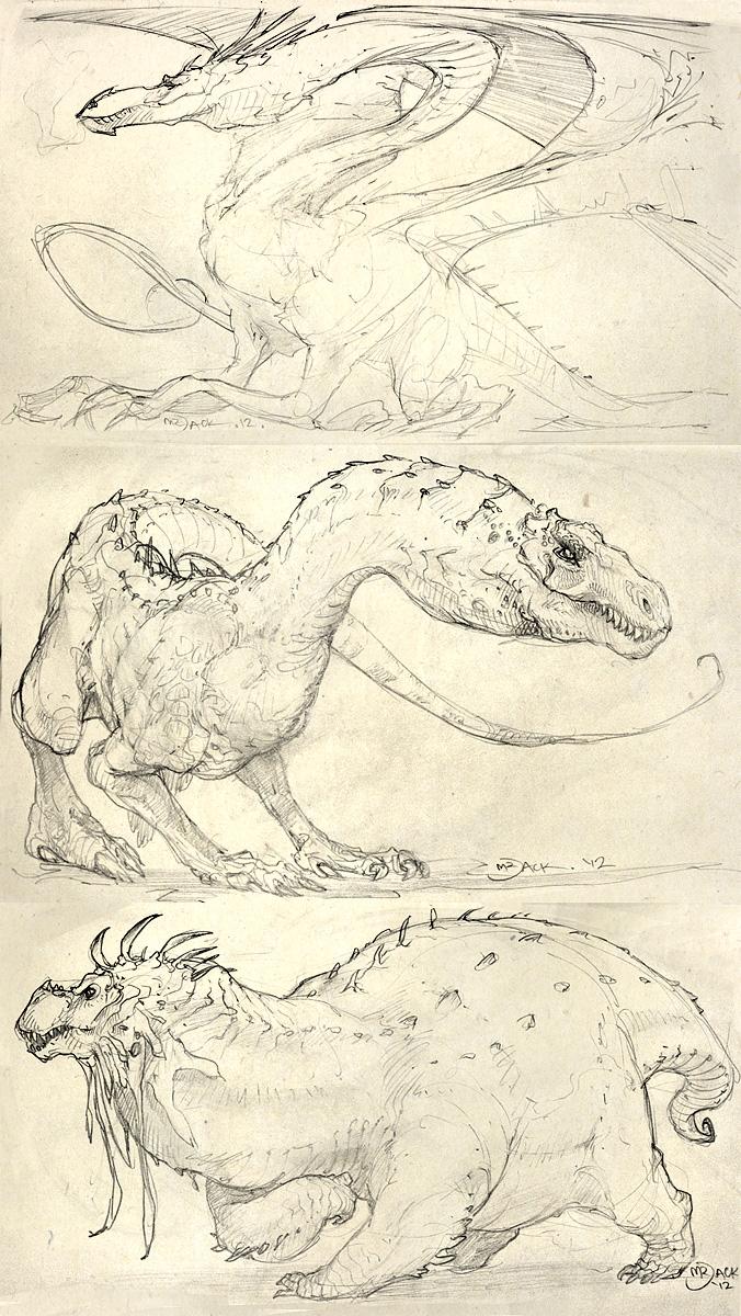 Reptilian by Mr--Jack