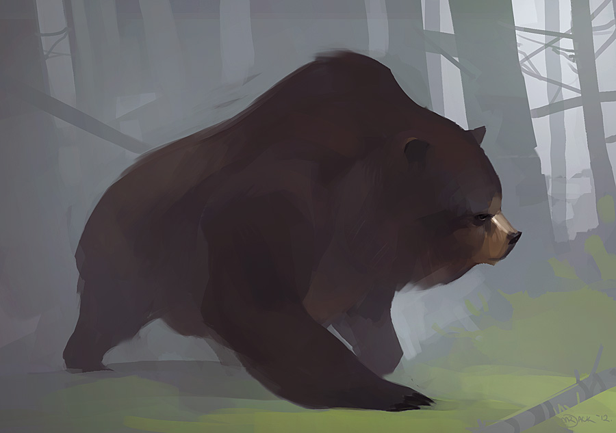 Ursa by Mr--Jack