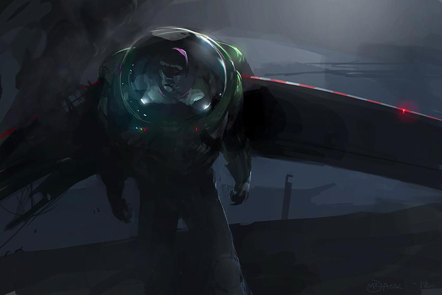 Buzz by Mr--Jack