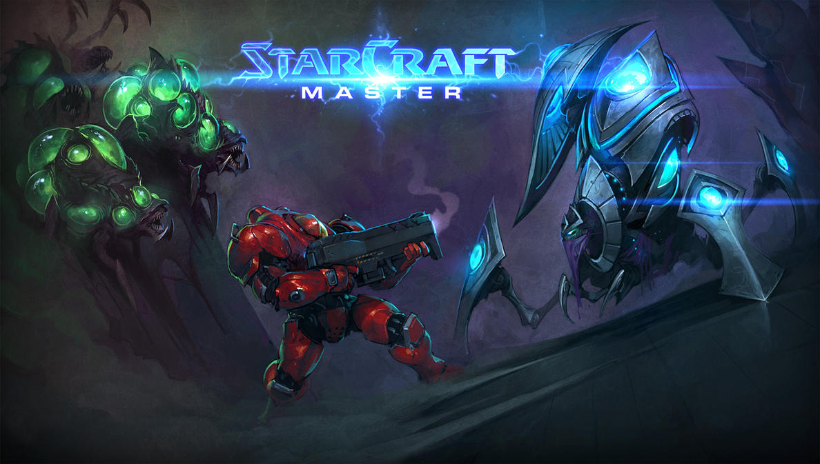 Starcraft Master by Mr--Jack