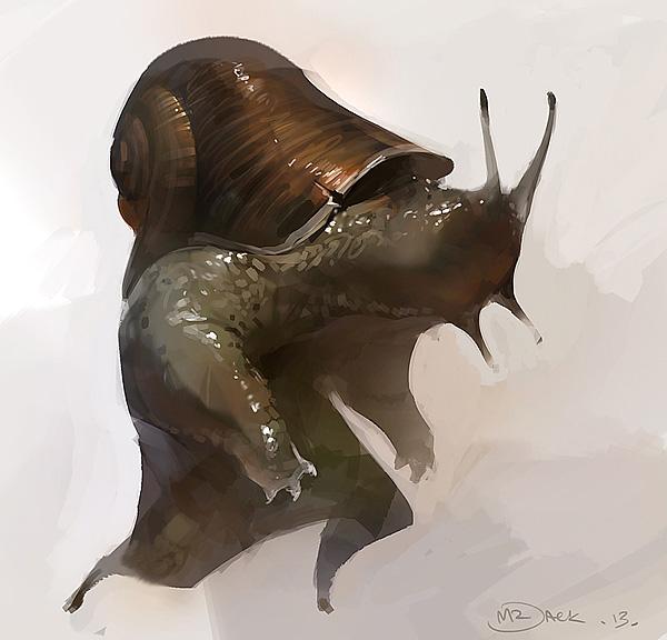 Snailman by Mr--Jack